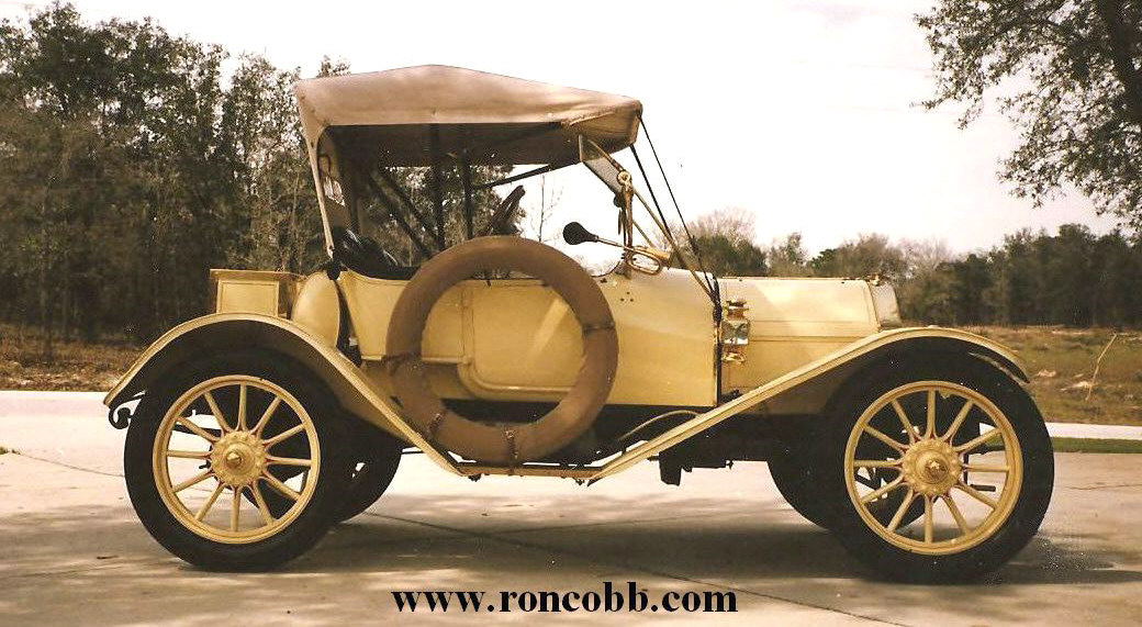 1912 Overland Roadster 45HP