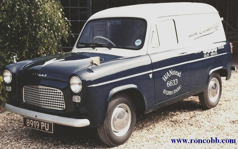 Ford 100E Thames 7cwt Van