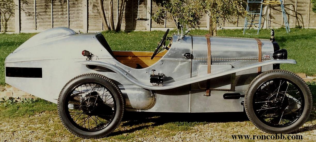 1926 Brooklands Super-sports Austin 7
