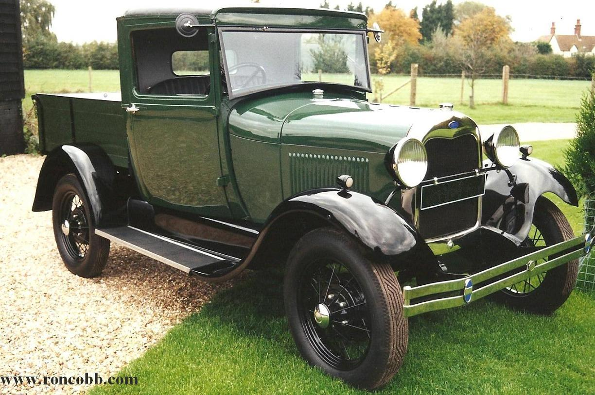 1928 Ford Model A Pick up Truck