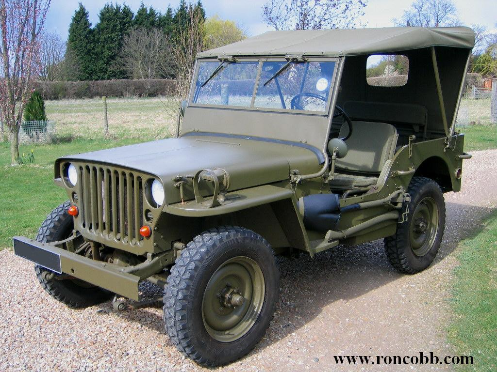 Hotchkiss Jeep M201